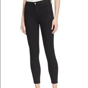 Jbrand alana high rise crop vanity jeans ax 26 NEW